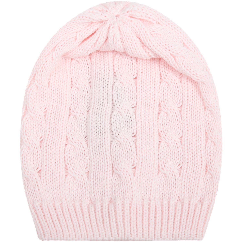 Pink Hat For Babygirl