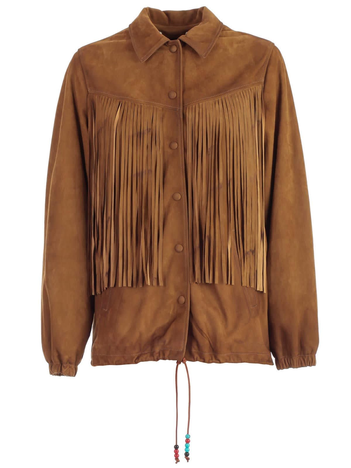 Golden Goose Jacket Leather