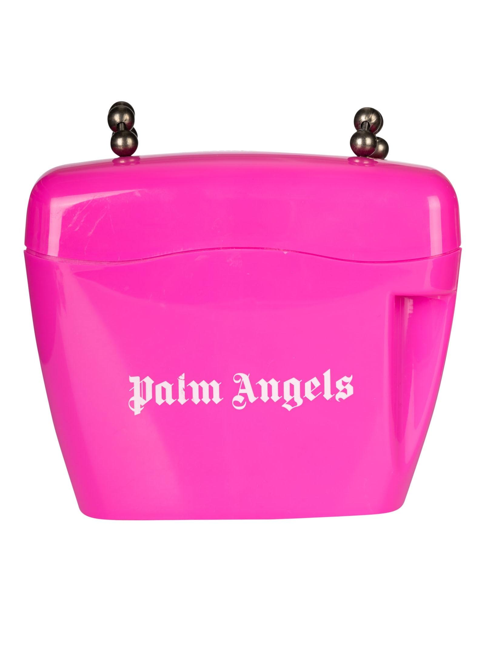 Palm Angels Shoulder bags PADLOCK SHOULDER BAG