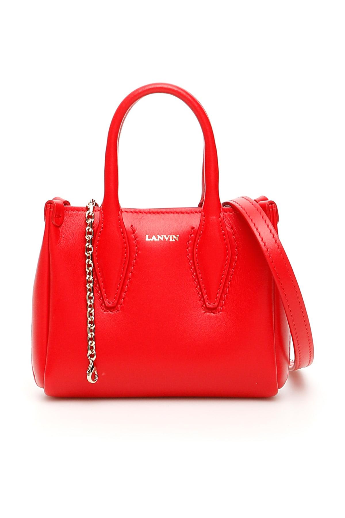 Lanvin Le Journée Micro Bag