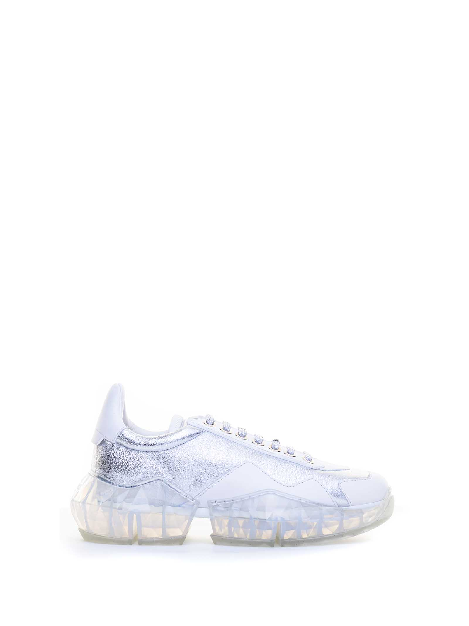 Jimmy Choo Jimmy Choo Diamond/f Sneakers