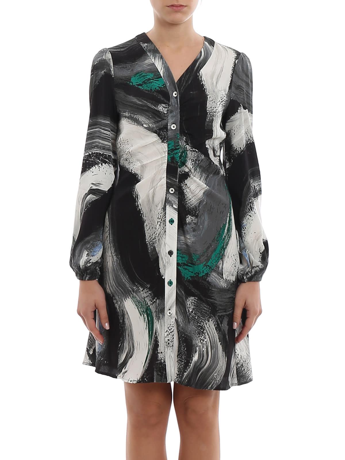 Diane Von Furstenberg – Calico Dress