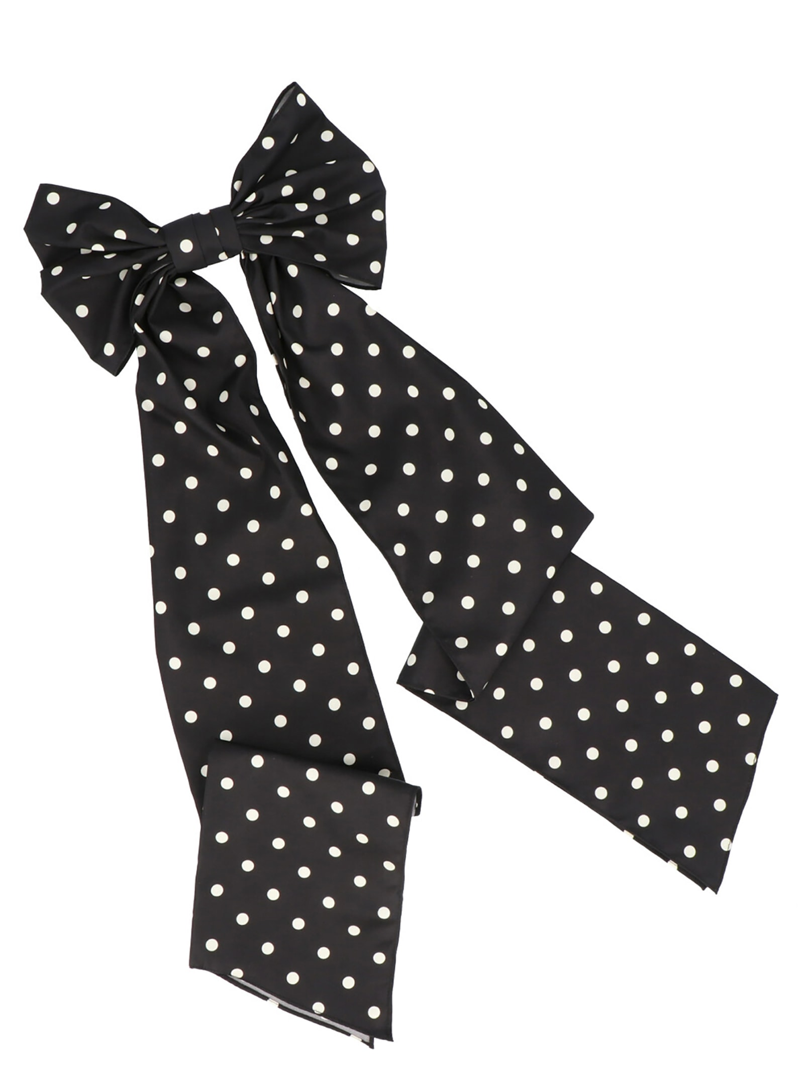 Hair Clip From Red Valentino: Nylon Polka-dot Hair ClipComposition: 100% NYLON