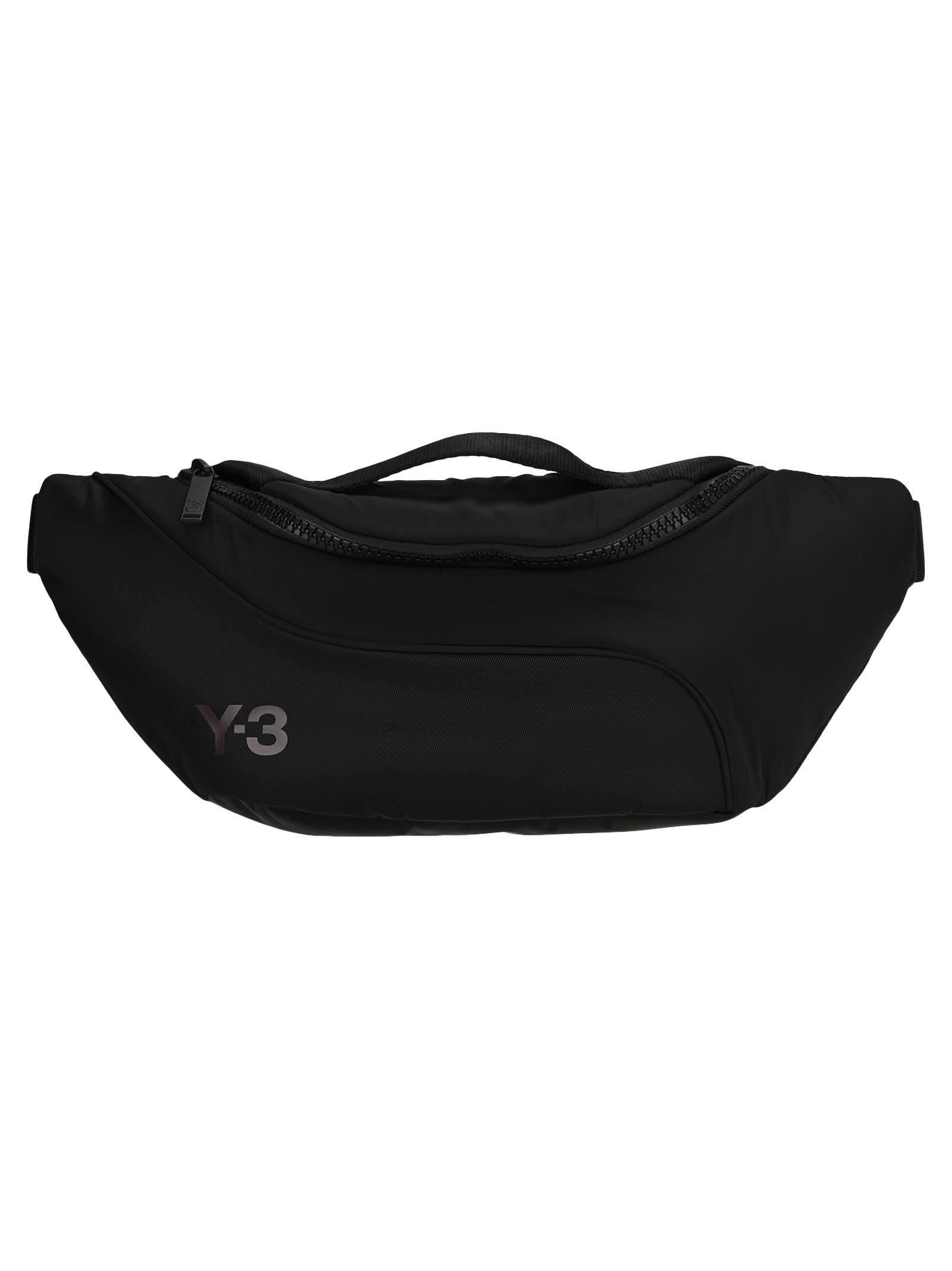 Adidas Y3 Logo Belt Bag
