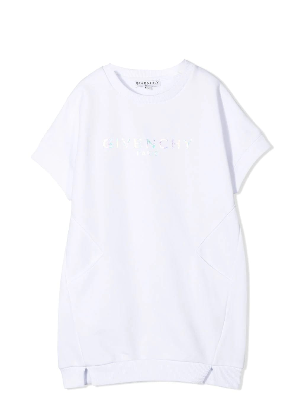 Buy Givenchy Dress Model T-shirt With Print online, shop Givenchy with free shipping