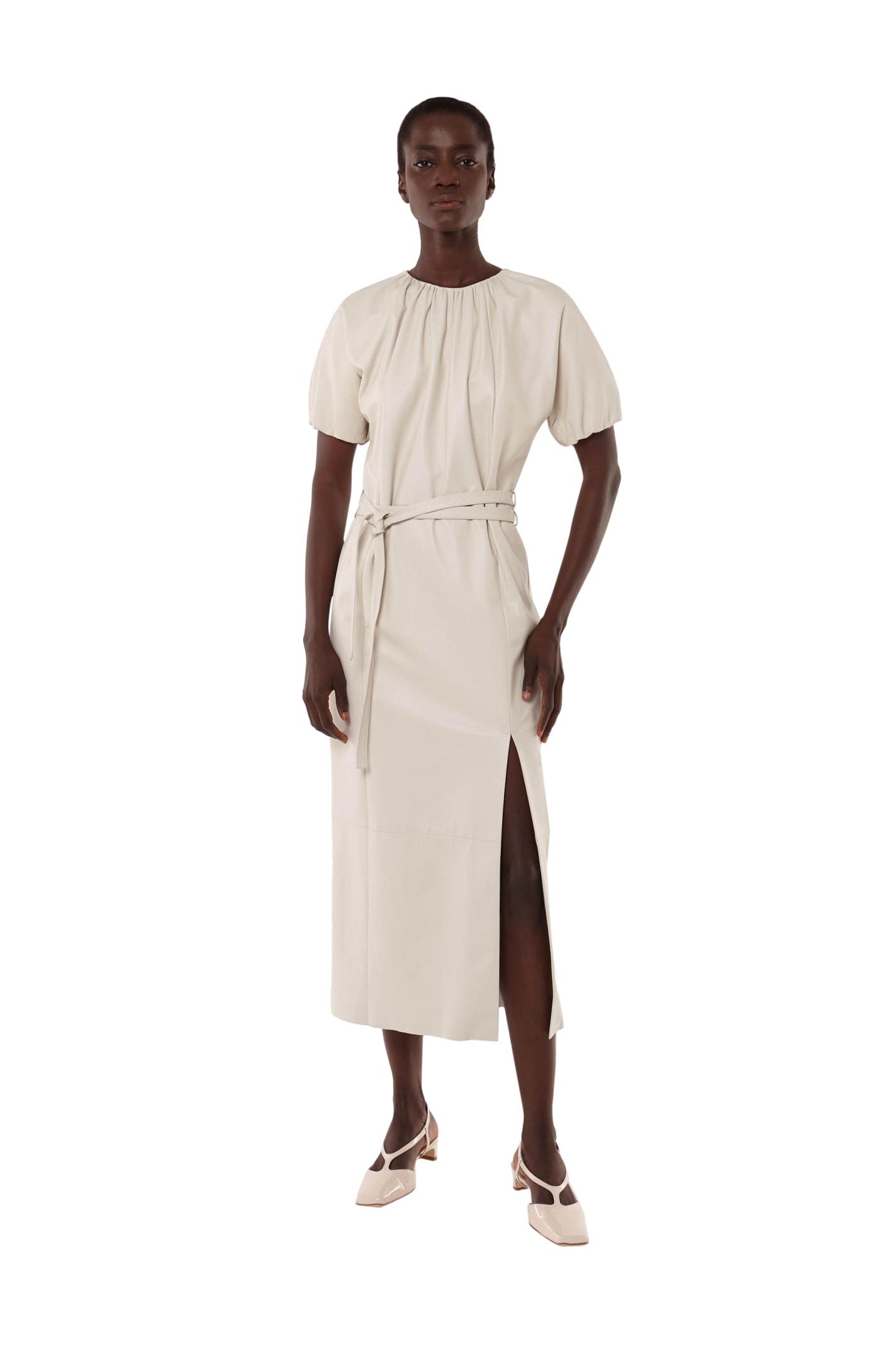 Buy DROMe Midi Dress online, shop DROMe with free shipping