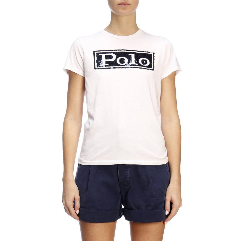 Polo Ralph Lauren T-shirt T-shirt Women Polo Ralph Lauren