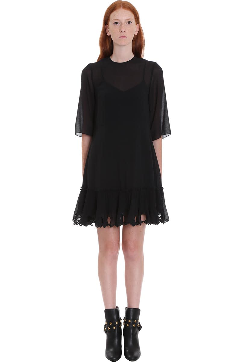 See by Chloé Dress In Black Cotton