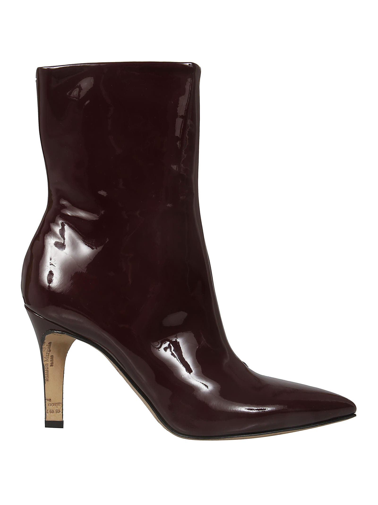 Maison Margiela Side-zipped Ankle Boots