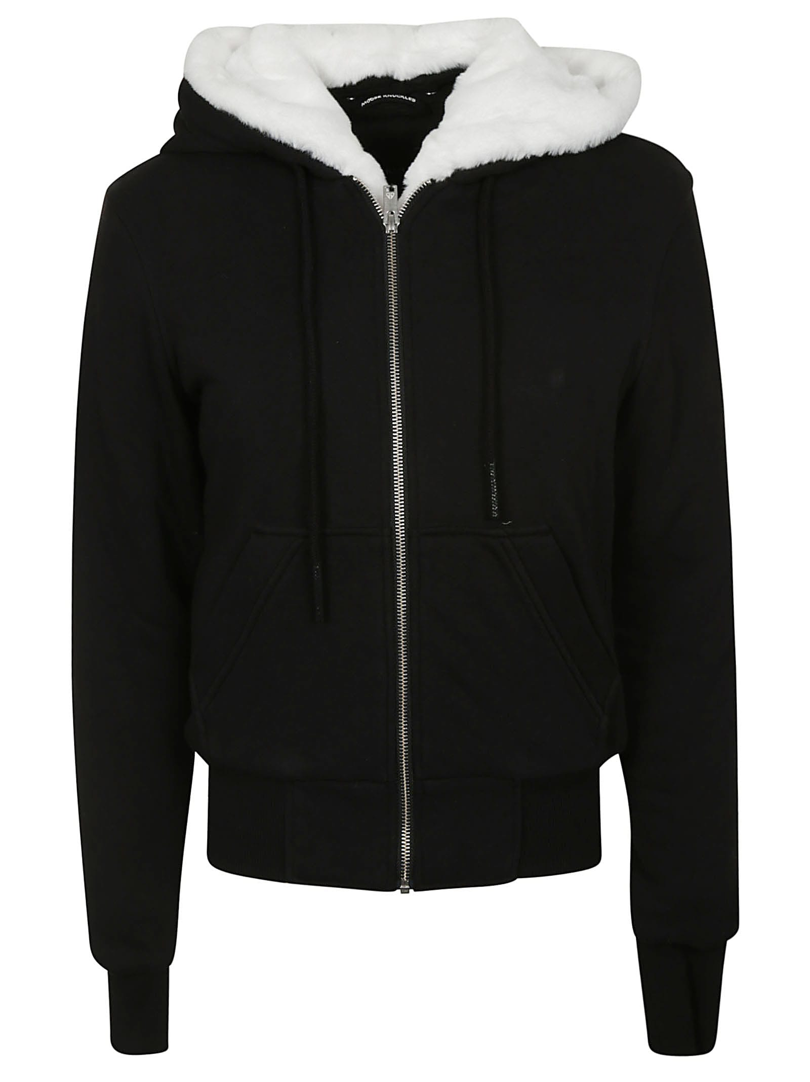Moose Knuckles Hooded Zip Jacket
