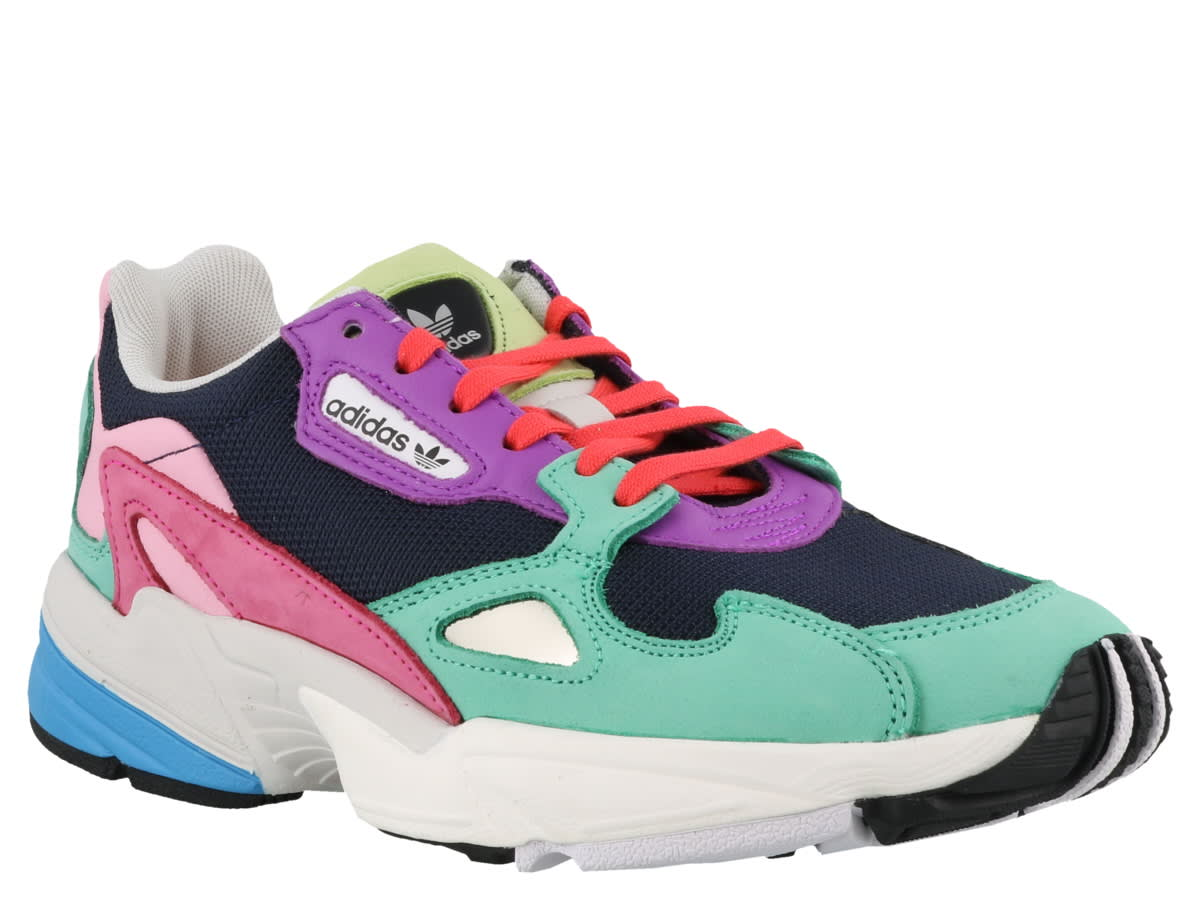 Adidas Originals Adidas Originals Falcon Sneakers Multicolor