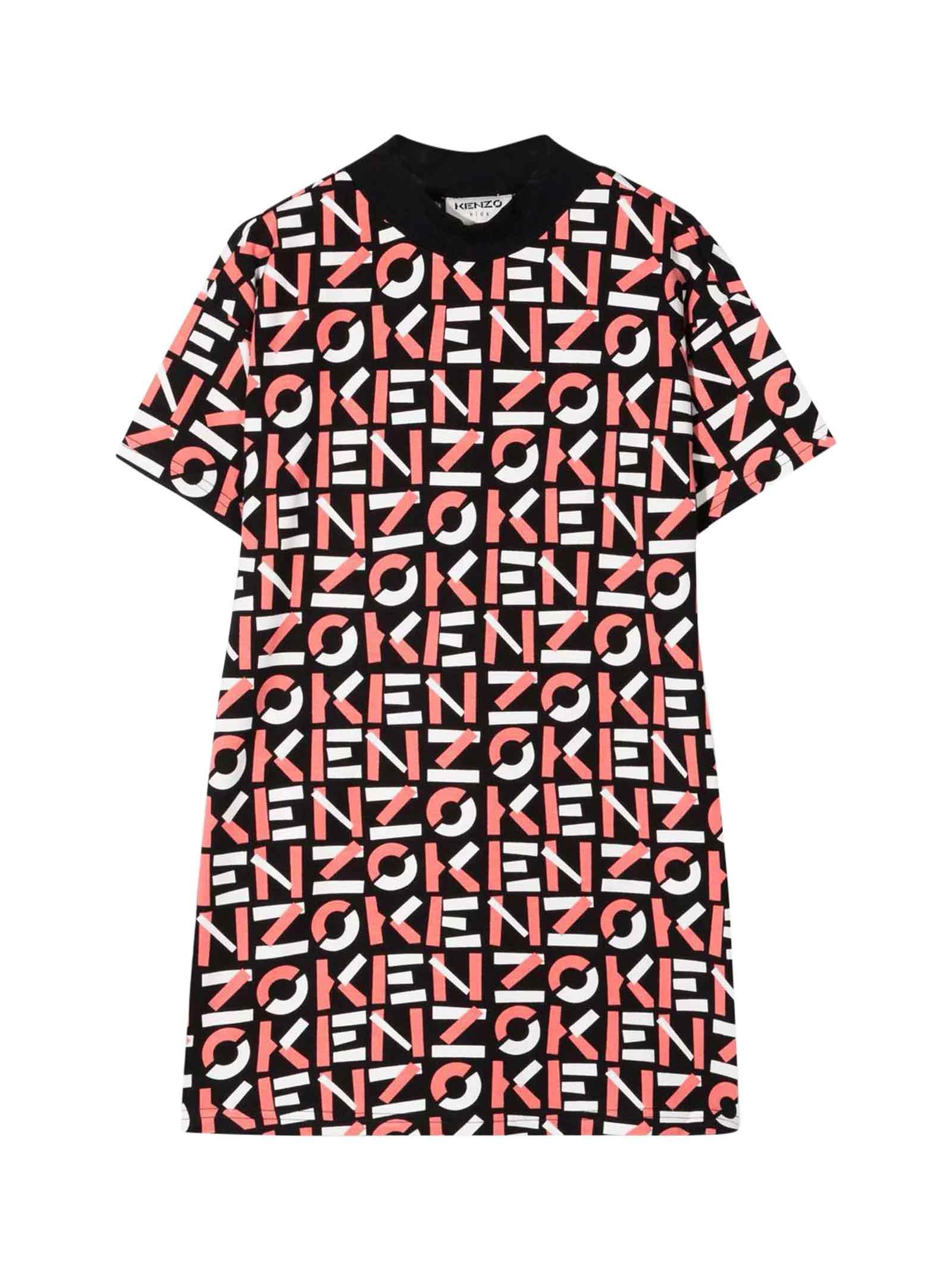 Dress Girl Print