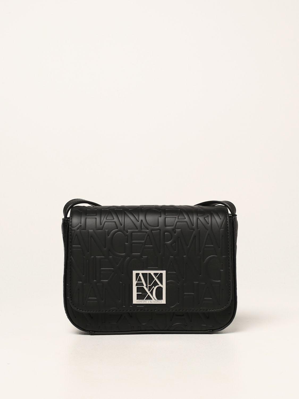 Armani Exchange Crossbody Bags Armani Exchange Bag In Synthetic Leather With Logo