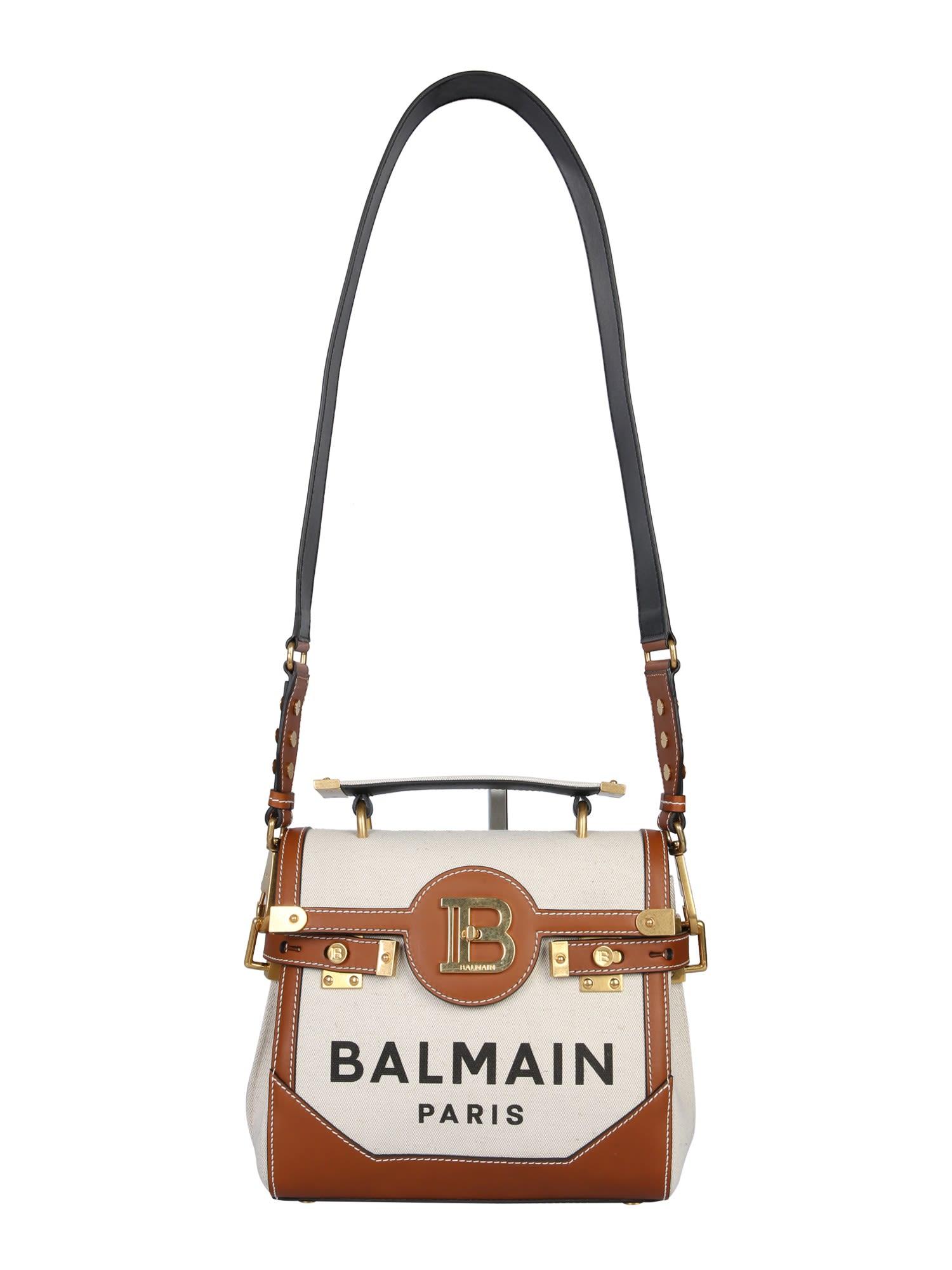 Balmain Leathers B-BUZZ 23 BAG