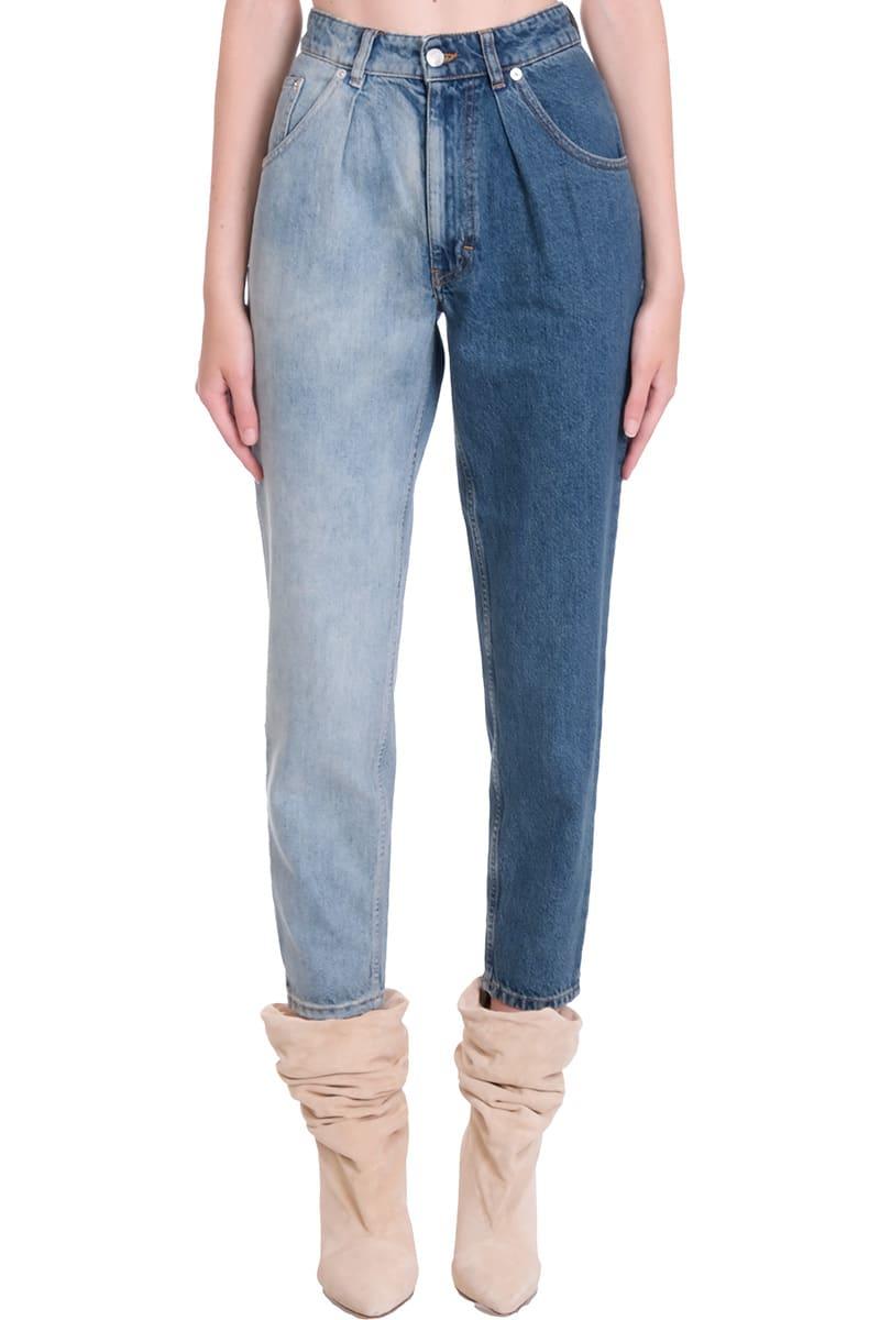 IRO Kelsa Jeans In Blue Denim