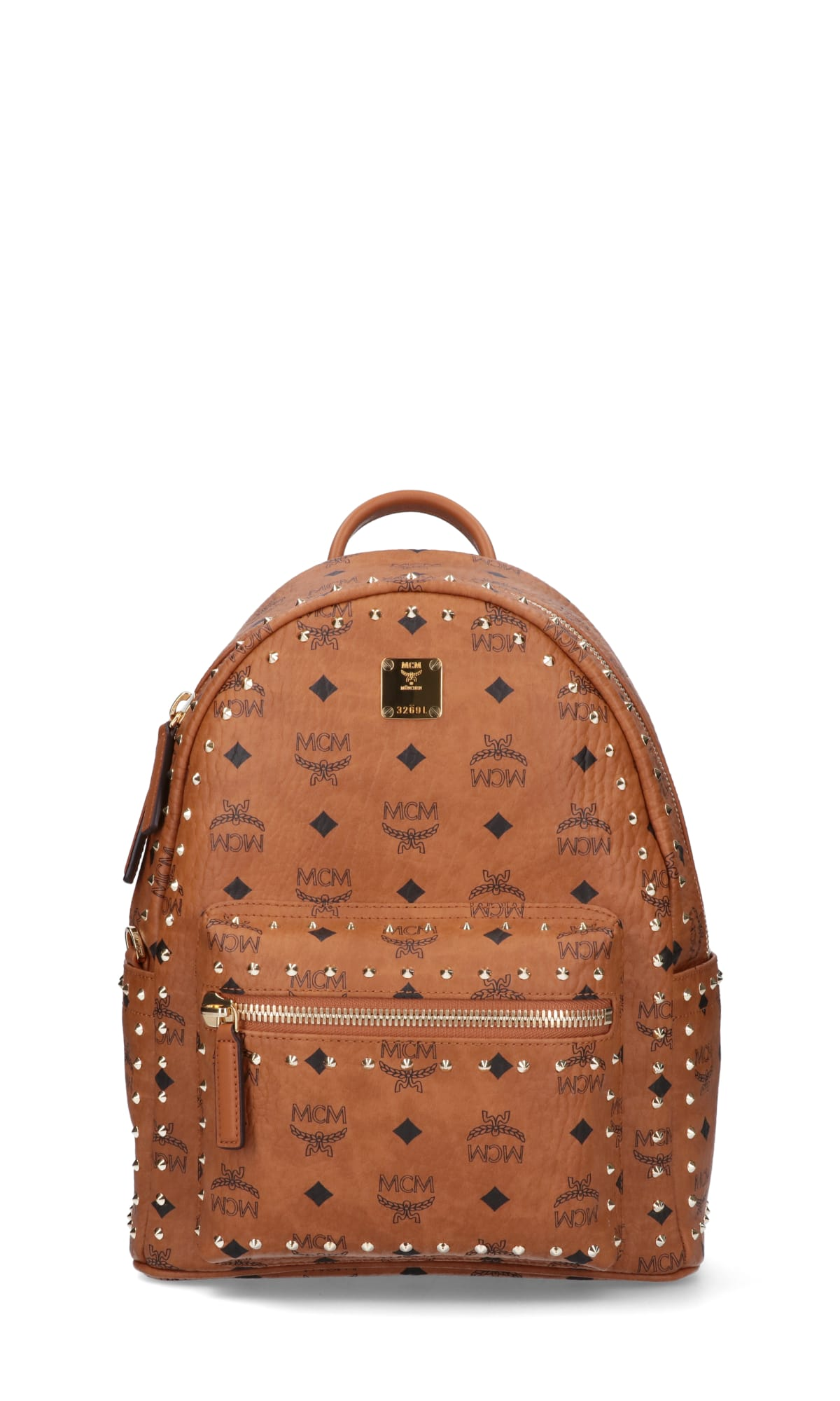 Mcm LARGE STARK BACKPACK