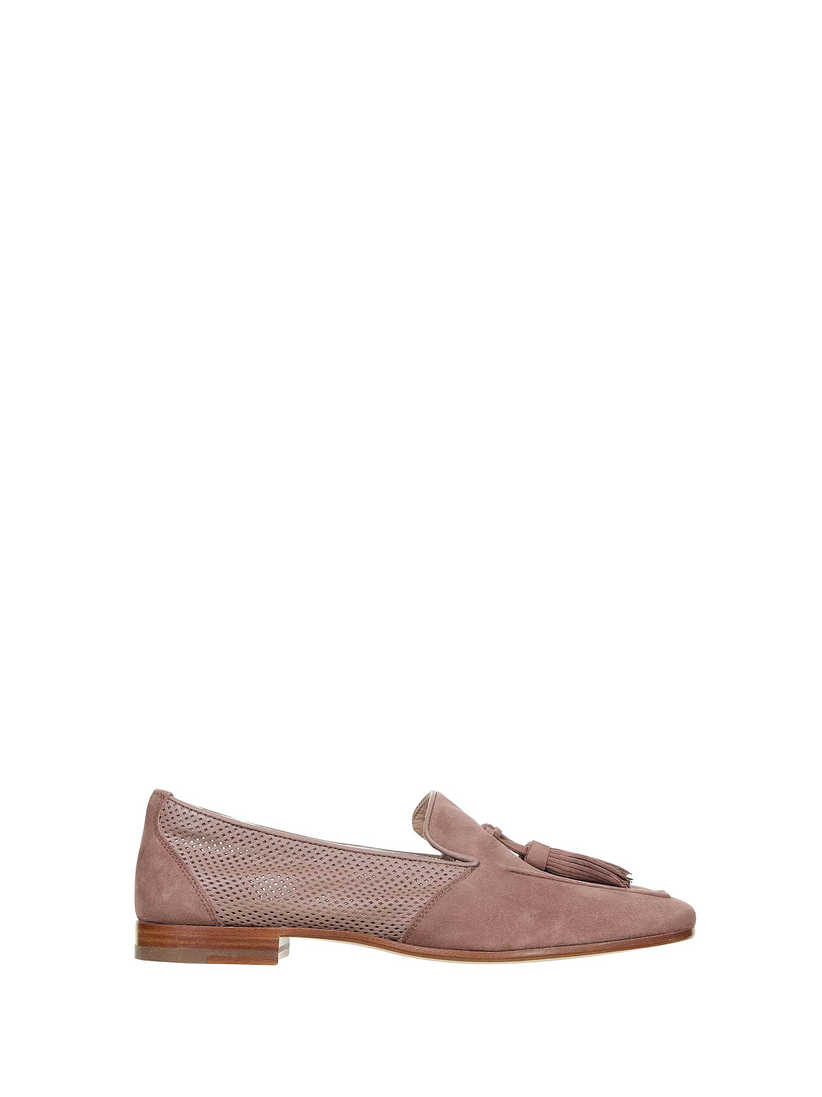 Loafer With Tassels