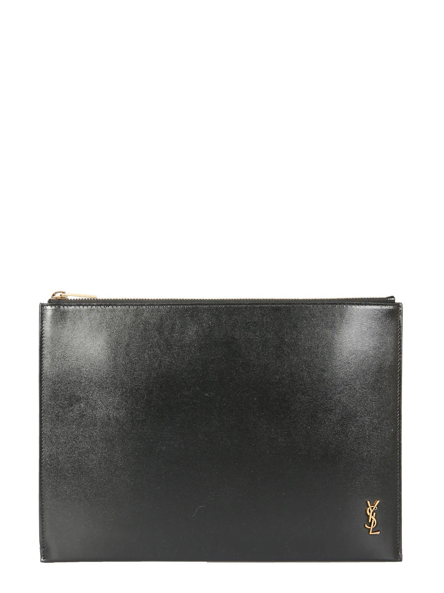 Saint Laurent Monogram Tablet Holder