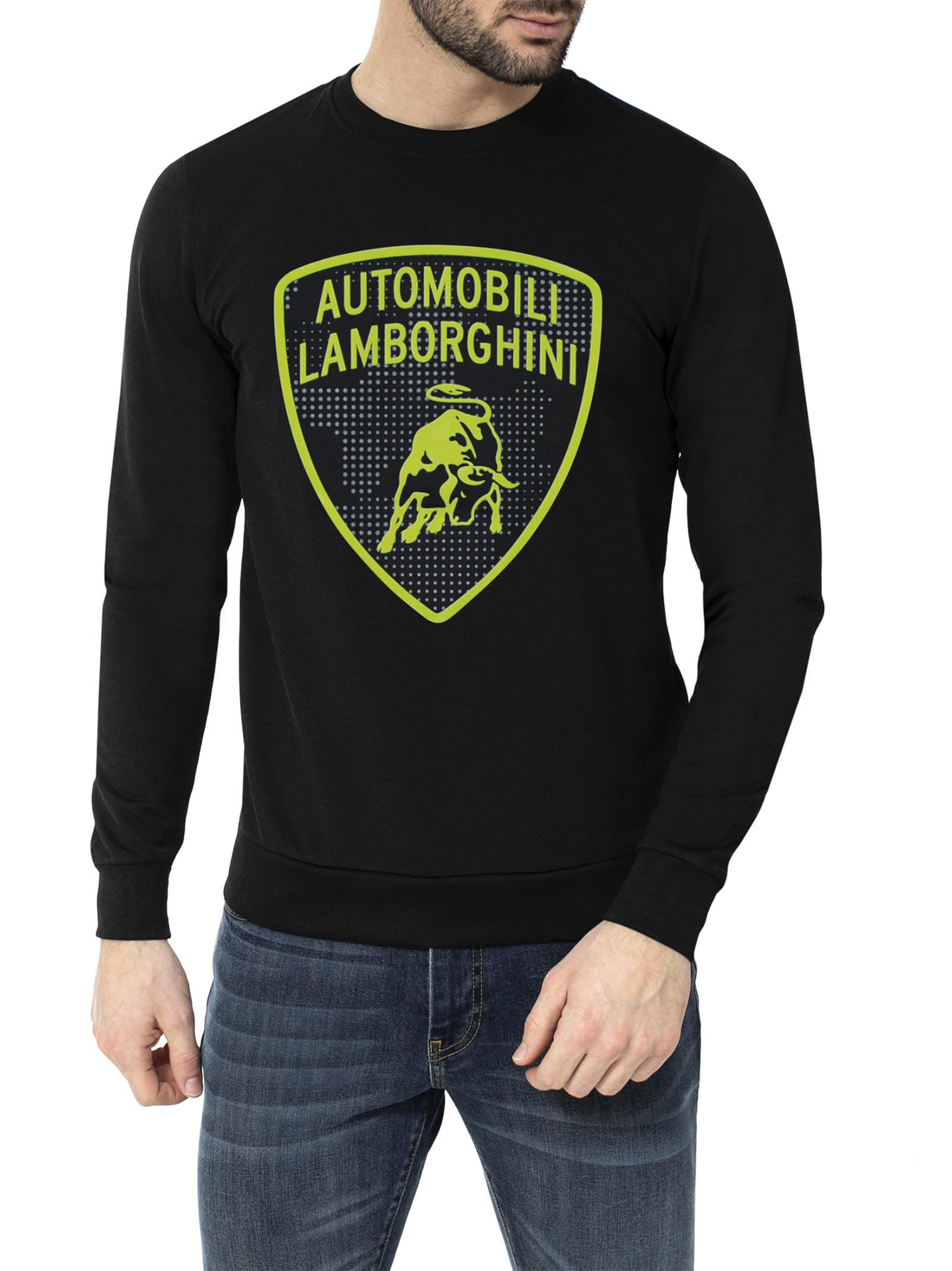 Camouflage Shield Sweatshirt