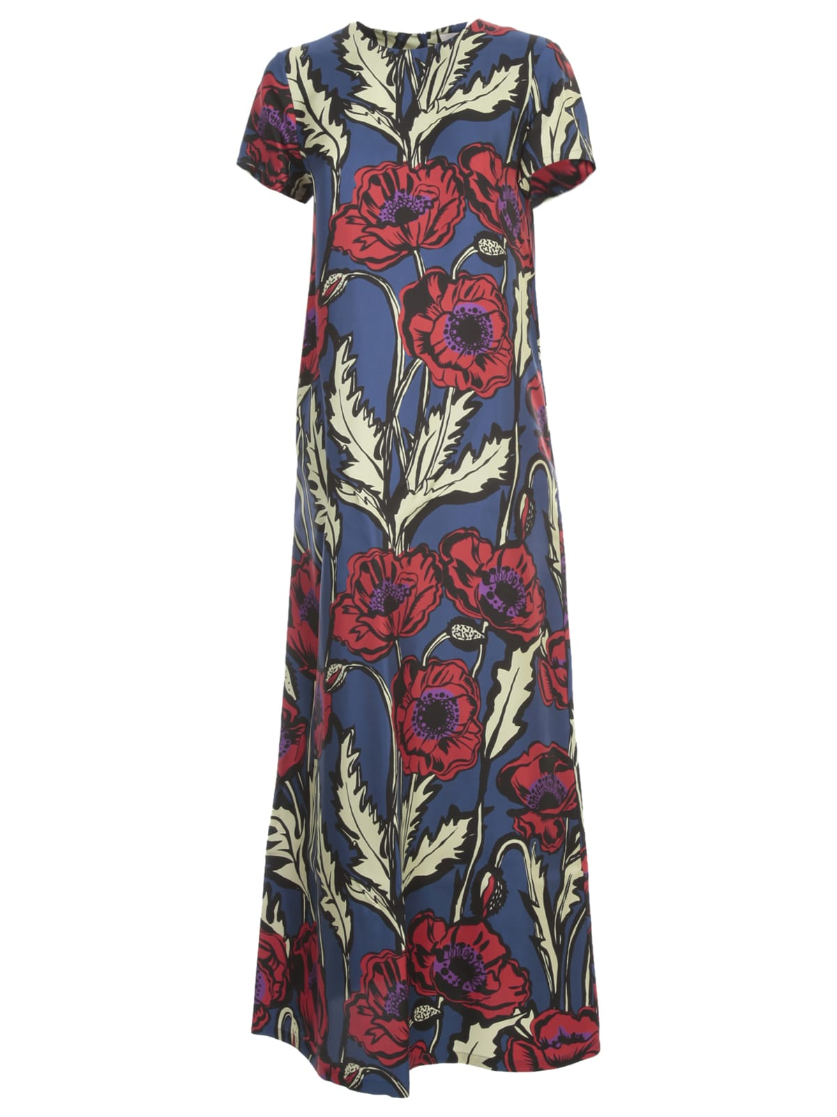 Buy La DoubleJ Swing Maxi Dress S/s Blooms Fantasy online, shop La DoubleJ with free shipping