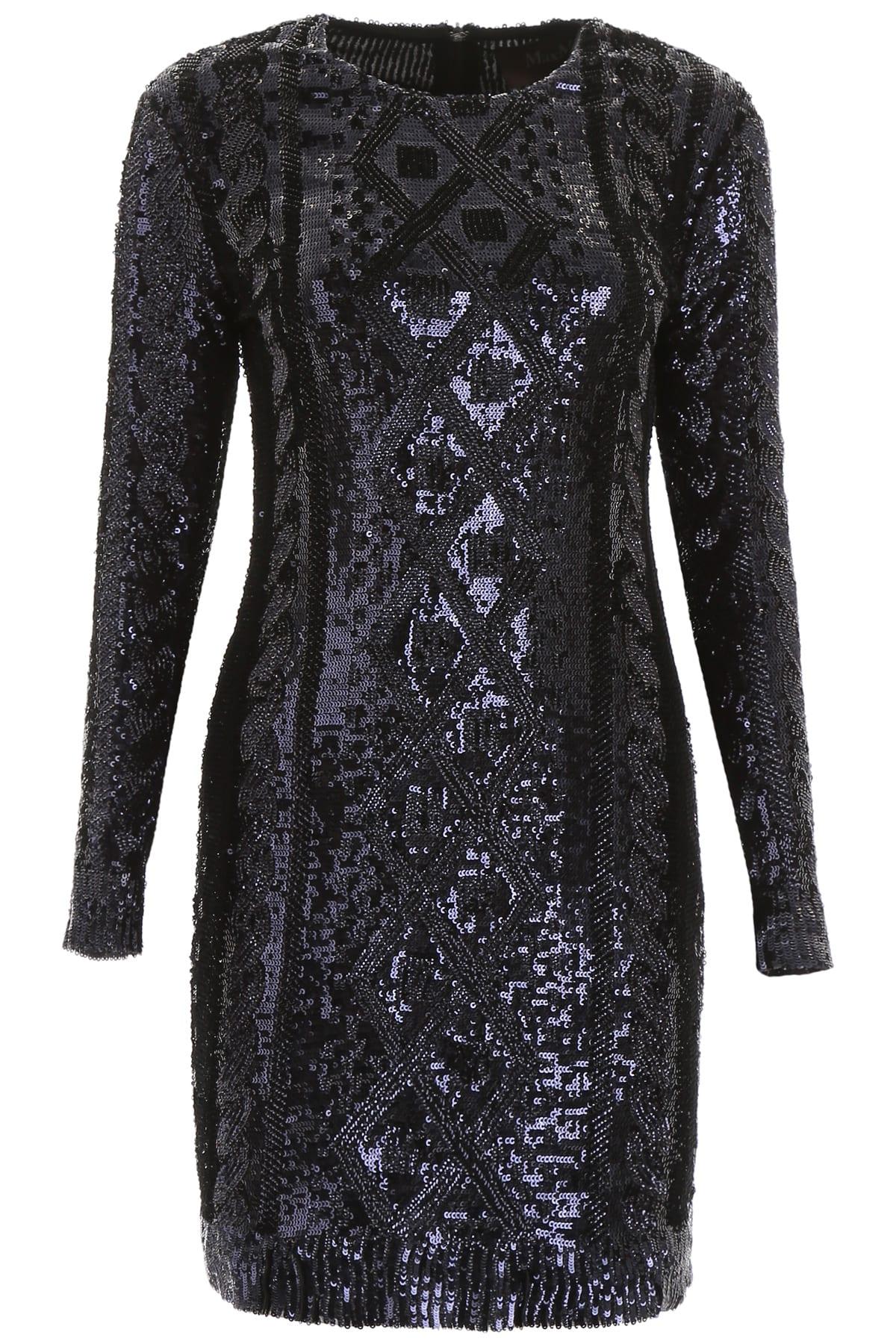 Photo of  Max Mara Sequins Sheath Dress- shop Max Mara  online sales