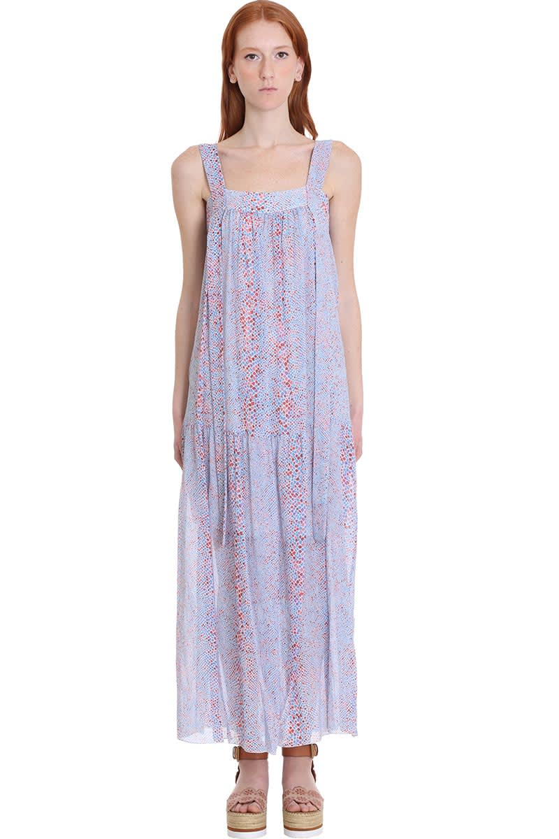 Buy See by Chloé Dress In Multicolor Cotton online, shop See by Chloé with free shipping