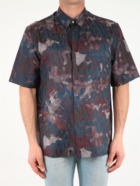 Dior And Peter Doig Fanstasy Shirt