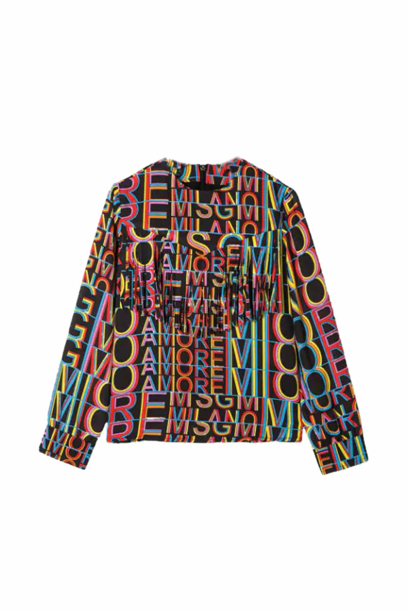 MSGM Synthetic Fiber Amor Dress