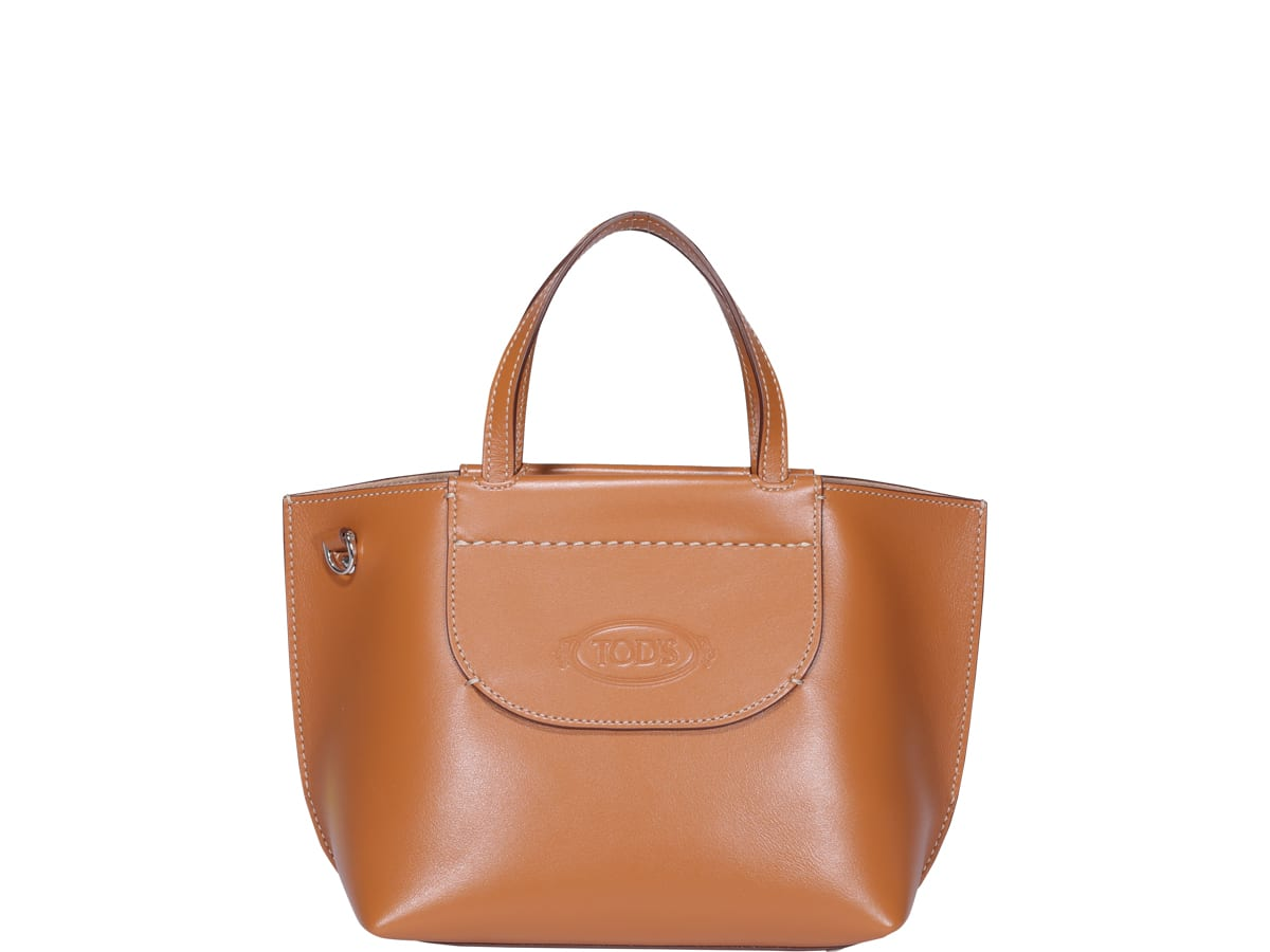 Tods Mini Shopping Bag