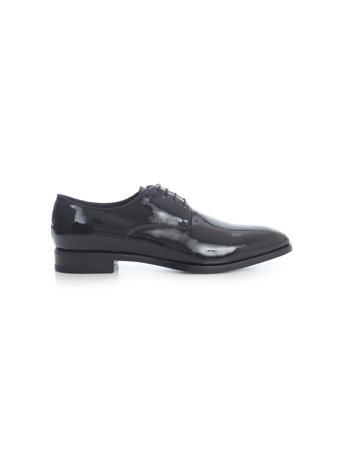 Tagliatore Loafer Patent Shoes