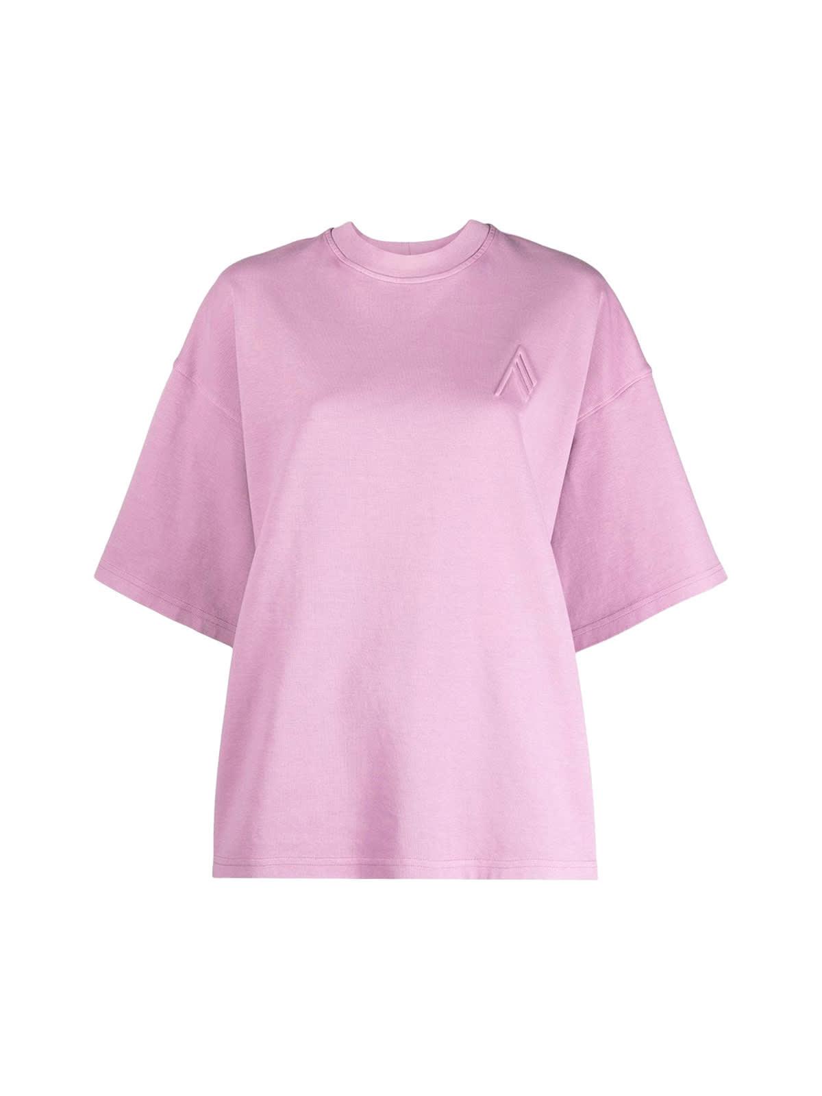 Attico T-shirts TSHIRT CARA