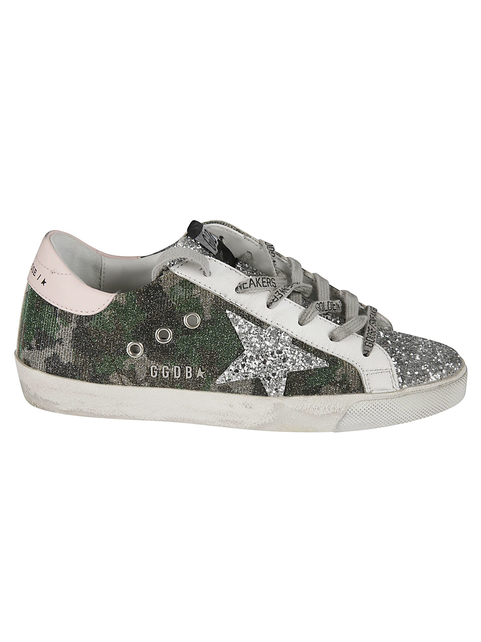 Golden Goose Super-star Classic With List Sneakers