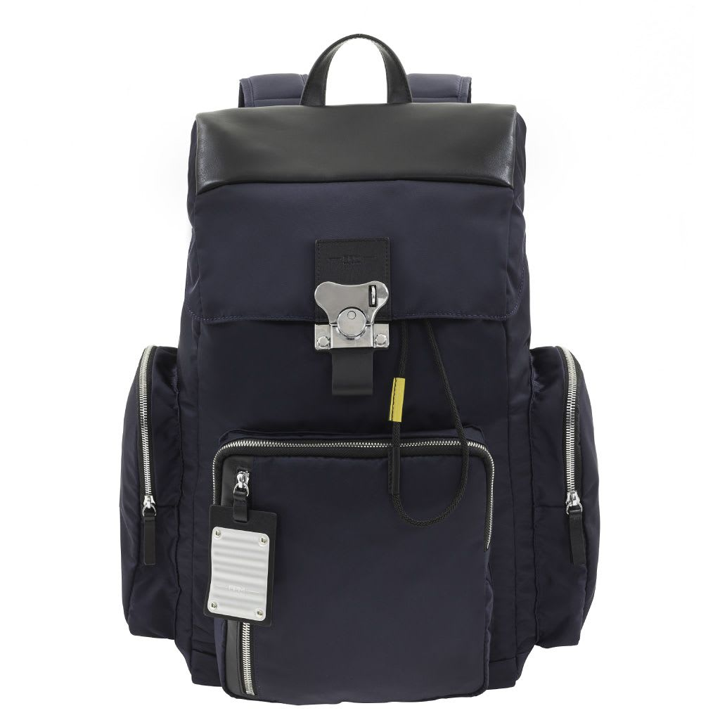 Nylon Bank On The Road-butterfly Pc Backpack L