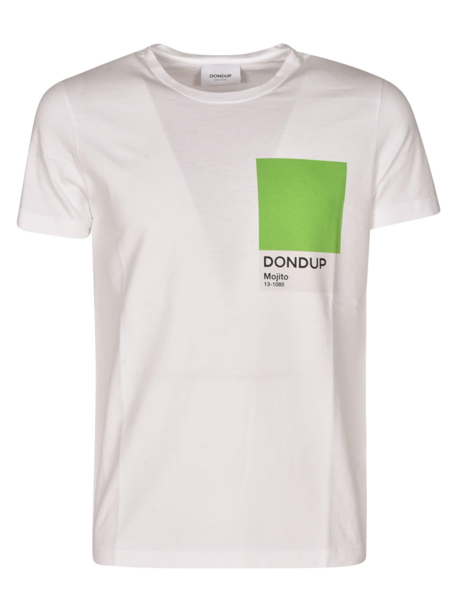 Dondup Clothing LOGO PRINT T-SHIRT