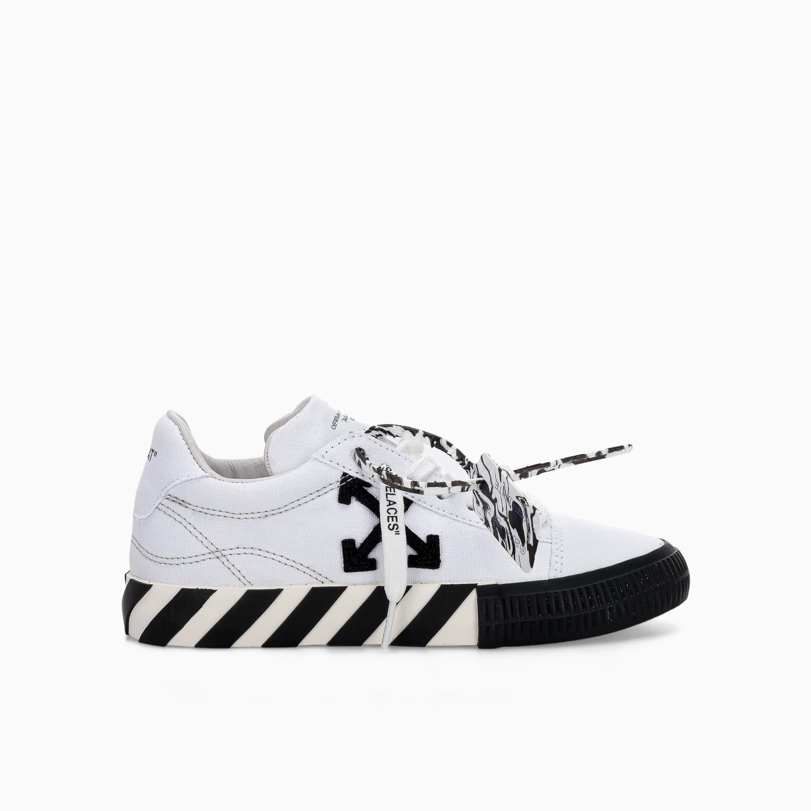 Off-White OFF WHITE LOW VULCANIZED CANVAS